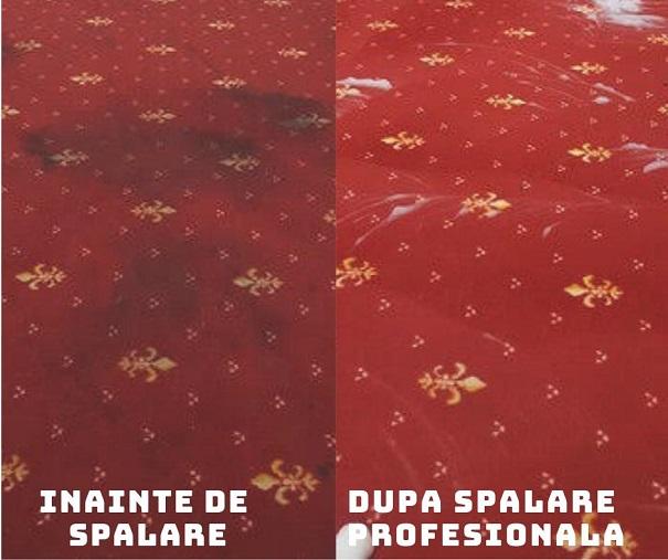 Spalatorie Covoare Bucuresti